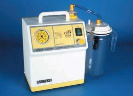 Estima Medical Group, produse pentru prevenirea infectiilor, produse destinate blocului operator, aspirator secretii SAM MGE