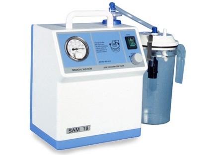 Estima Medical Group, produse pentru prevenirea infectiilor, produse destinate blocului operator, aspirator chirurgical SAM MGE