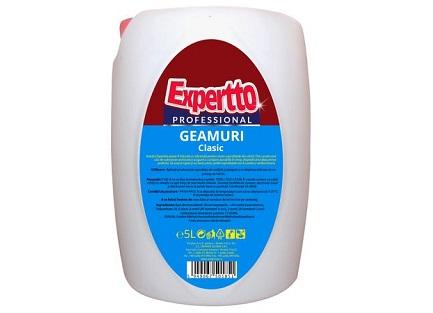 Detergent pentru curatarea geamurilor Expertto 5L