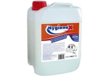 Detergent de vase cu dezinfectant Hygienex 5L